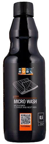 ADBL Micro Wash 1 L - Detergente de microfibras