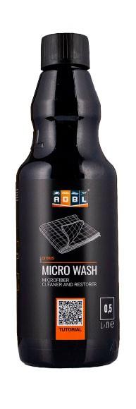 ADBL Micro Wash 0.5 L - Detergente de microfibras