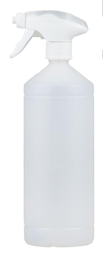 Pulverizador espumante de 1 L de máxima calidad con botella