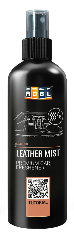 ADBL Leather Mist Ambientador premium de cuero 200 mL