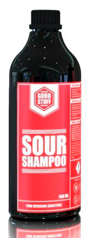 Good Stuff Sour Shampoo 500 mL jabon de lavado ácido