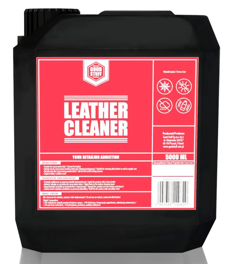 Good Stuff Leather Cleaner Limpiador de cuero 5 L
