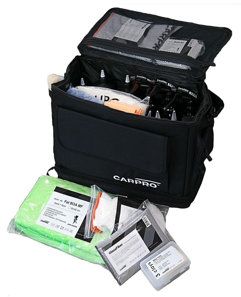 CarPro XL Detailer Bag Bolsa de detallado grande