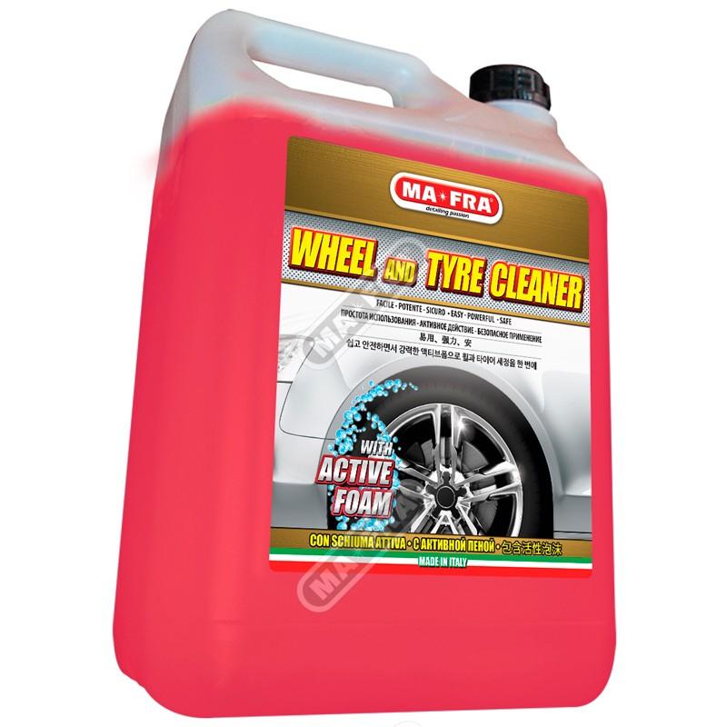 Ma-Fra Wheel&Tyre Cleaner Limpiador de llantas y neumaticos 4.5 L