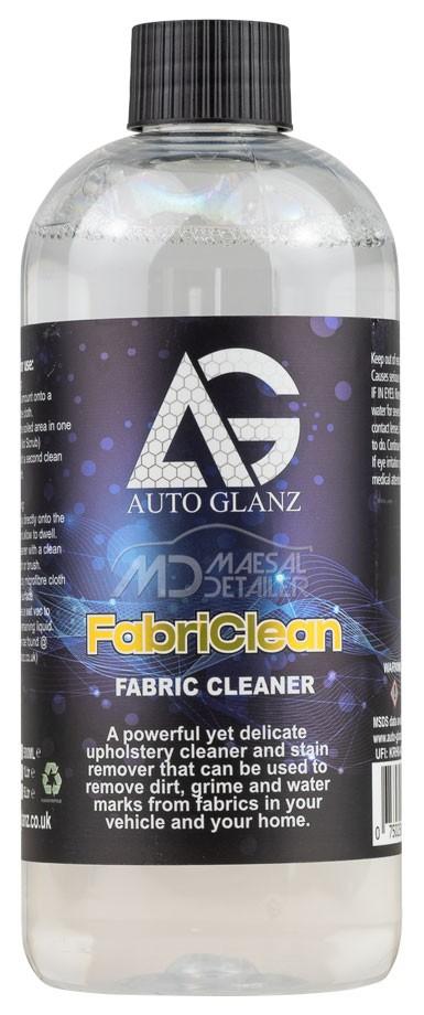 AutoGlanz FabriClean Limpiador de tapicerías 500 mL