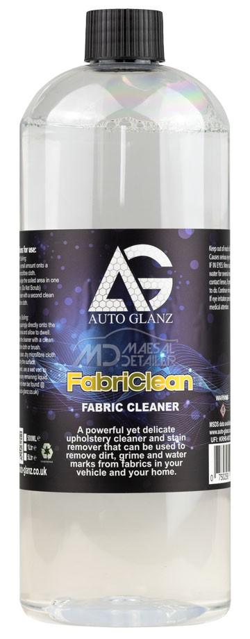 AutoGlanz FabriClean Limpiador de tapicerías 1 L