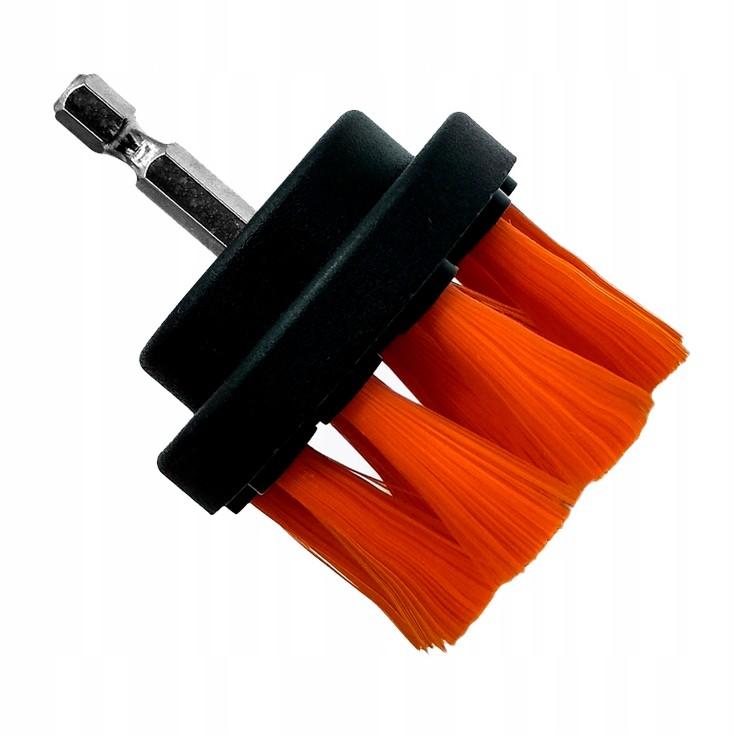 ADBL Twister Soft 50 mm Cepillo para pulidora rotativa o taladro