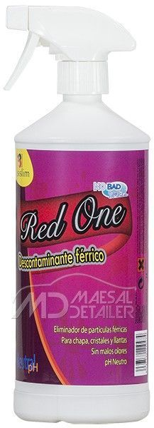 Sislim Red One Descontaminante Férrico 1 L