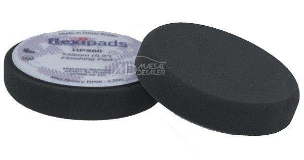 Flexipads Pro-Classic esponja negra de acabado 135 mm
