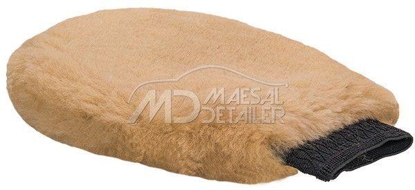 Flexipads guante de lana de cordero premium