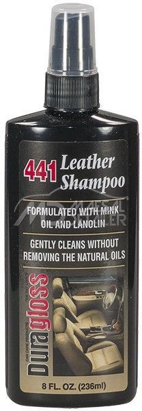 Duragloss leather shampoo 236 mL