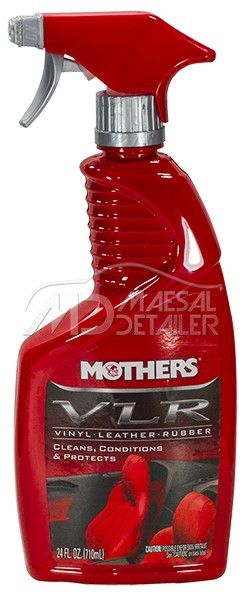 Mothers VLR - Vinyl, Rubber & Leather