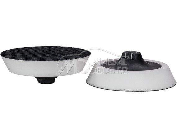 Flexipads plato de 150 mm con espuma para rosca M14