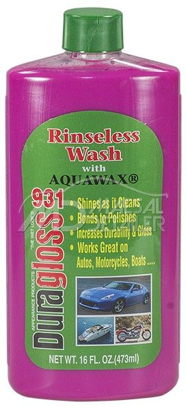 Duragloss Rinseless Wash 473 mL
