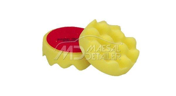 """Zero Swirls Esponja de pulido waffle 3"""""""