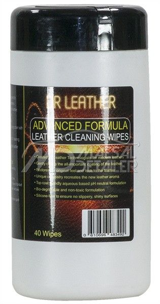 Dr Leather Leather Wipes (40 toallitas)