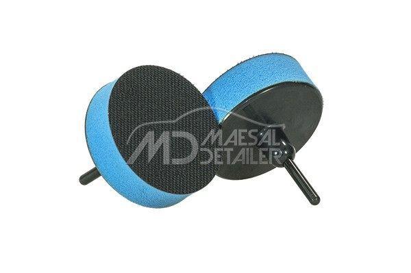 Flexipads plato de 75 mm para usar con taladro