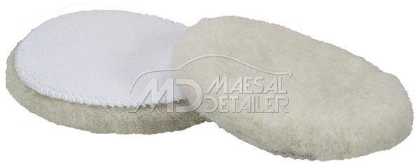 Flexipads boina de lana de cordero merino de 130 mm