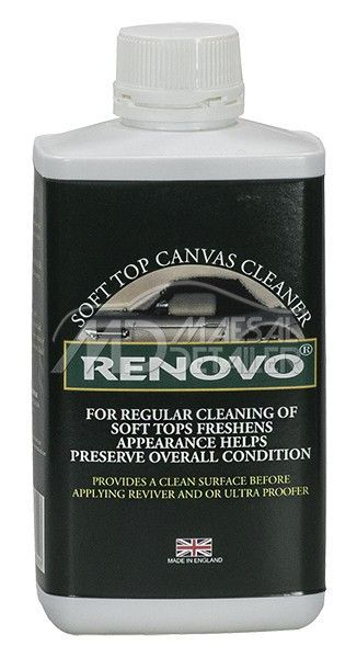 Renovo Soft Top Canvas Cleaner 500 mL