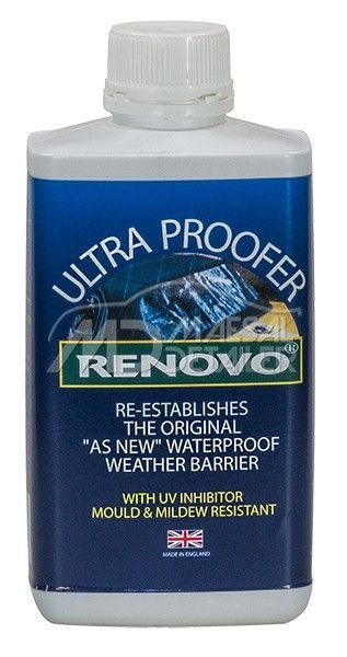 Renovo Ultra Proofer Canvas 500 mL
