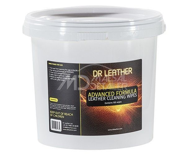 Dr Leather Leather Wipes (150 toallitas)